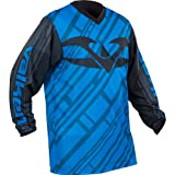 Valken Fate II Paintball Jersey - Blue / Black