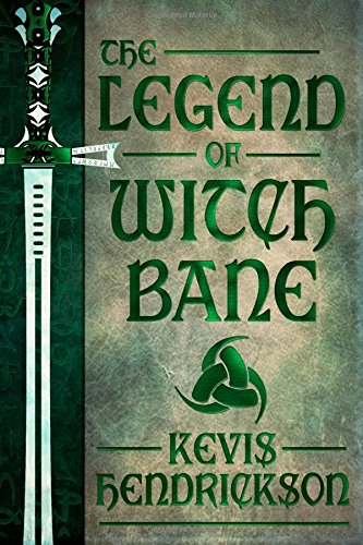 Print - The Legend of Witch Bane by Kevis Hendrickson