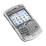 Transparent Clear Crystal Snap-on Cover Case for Blackberry 8310 8320 8300 Curve Smartphone ~ Bargaincell