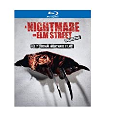 Nightmare on Elm Street Collection [Blu-ray]