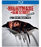 A Nightmare on Elm Street Collection (All 7 Original Nightmare Films + Bonus Disc) [Blu-ray]