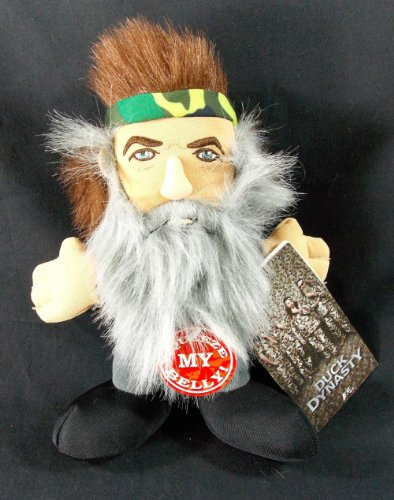 "Duck Dynasty Phil Robertson 8"" Talking Plush Doll"