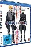 DVD Cover 'Tokyo Ghoul A (2. Staffel) - Vol. 4 [Blu-ray]