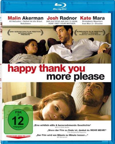 Happythankyoumoreplease (Blu-ray)
