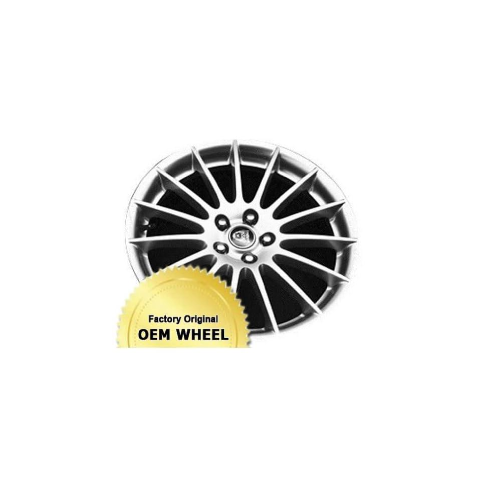 JAGUAR XJ,XJ8 18X8 15 SPOKE Factory Oem Wheel Rim  SILVER   Remanufactured Automotive