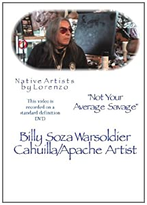 Native Artists - Billy Warsoldier