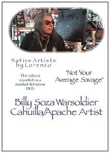 Native Artists - Billy Warsoldier
