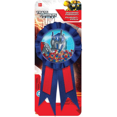 Transformers Guest of Honor Ribbon - Birthday and Theme Party Supplies - 1 Per Pack - 1