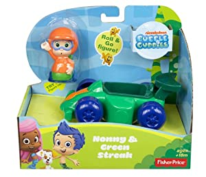 Bubble Guppies Vehicles