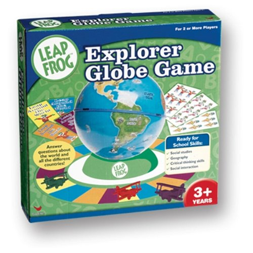 Leap Frog Globe Traveler Game