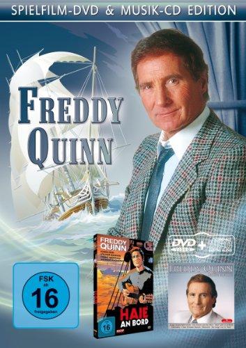 Freddy Quinn - Spielfilm & Musik Edition (DVD+CD)