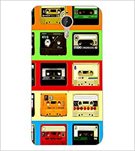PrintDhaba Casettes D-4537 Back Case Cover for LETV LE 1 PRO ULTRA (Multi-Coloured)