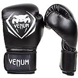【VENUM】 ボクシンググローブ  Contender (コンテンダー) Boxing Gloves (黒) (16オンス)