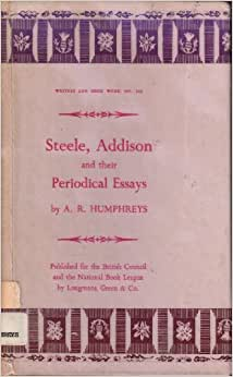 periodical essay steele addison