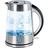 Nesco Gwk-57, 1.7-Liter Glass Water Kettle