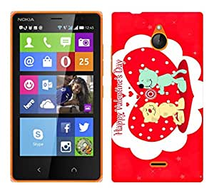 Wow Premium Design Back cover Case For Nokia X2