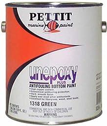 Pettit Unepoxy Plus Quart 1618Q - Red