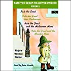 Nate the Great Collected Stories: Volume 1 (       UNABRIDGED) by Marjorie Weinman Sharmat Narrated by John Lavelle