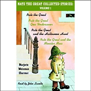 Nate the Great Collected Stories: Volume 1 | [Marjorie Weinman Sharmat]