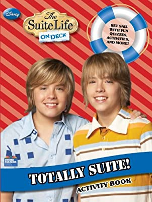 The Suite Life on Deck Activity Book