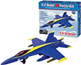 E-Z Build Puzzle - F/A-18 Blue Angels