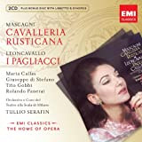 Mascagni: Cavalleria Rusticana / Leoncavallo: I Pagliacci