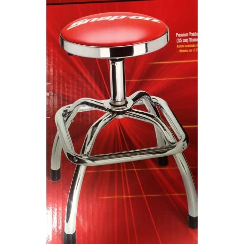 snap on pneumatic shop stool