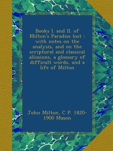 an analysis of the annotated bibliography by john milton at harvard college