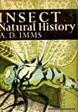 img - for Insect Natural History book / textbook / text book