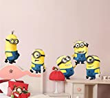 ADB-Inc-Despicable-Me-2-Cute-Minions-Wall-Stickers-for-Kids-Rooms
