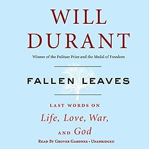 Fallen Leaves Audiobook