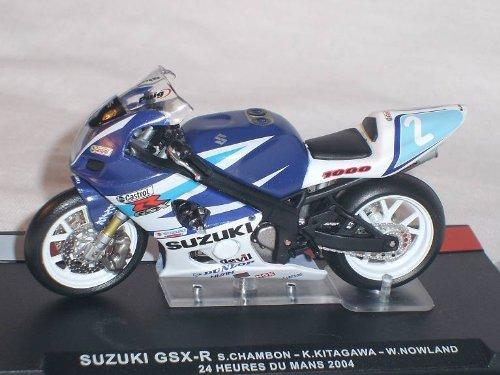 Suzuki Gsx-r Motogp 24 H Heures Chambon Kitagawa 2004 1/24 Altaya By ixo Modellmotorrad Modell Motorrad SondeRangebot
