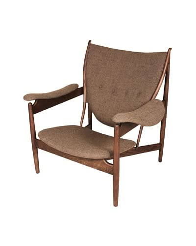 Stilnovo The Sterling Lounge Chair, Brown