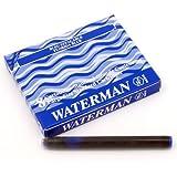 ウォーターマン WATERMAN カートリッジインク フロリダブルー