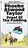 Proof of the Pudding (Asey Mayo Mysteries) (Vintage Pyramid, X-2132) (0511021321) by Phoebe Atwood Taylor