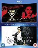 V for Vendetta/Constantine Double Pack [Blu-ray] [2012] [Region Free]