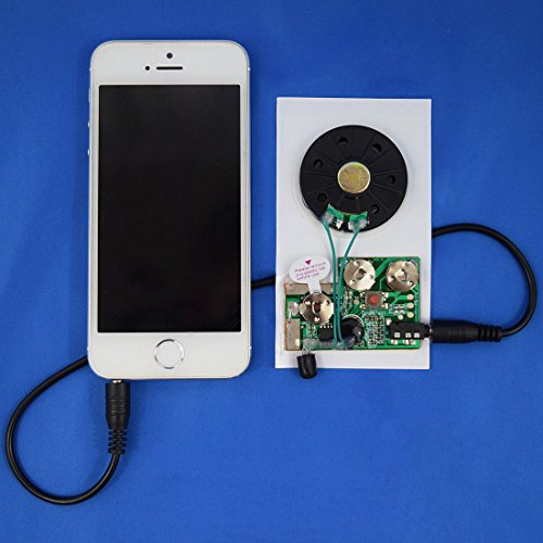 Re-Recordable Light Sensor Sound Module/Chip for musical boxes (104 seconds) (Sound Recording Module compare prices)