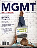 MGMT 2009 Edition (with Review Cards and Bind-In Printed Access Card) (032478712X) by Williams, Chuck