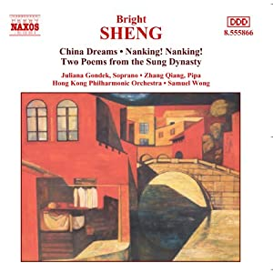 Sheng - Orchestral Works from Naxos