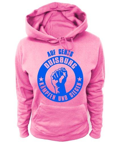 artdiktat-damen-hoodie-auf-gehts-duisburg-kampfen-und-siegen-grosse-m-rosa