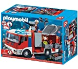 PLAYMOBIL 4821 - Fire Engine + 2 YEARS WARRANTY