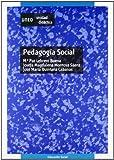 Pedagogía social