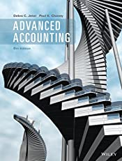 Advanced Accounting, 6th Edition