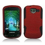 AI Apex Hard Hybrid Gel Case Cover For Samsung Brightside U380 - Red