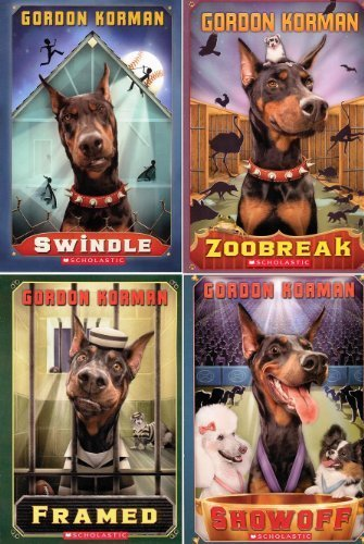 swindle-4-book-set-swindle-zoobreak-framed-showoff-swindle-by-gordon-korman-2013-05-03