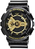Casio G-Shock X-Large Skeleton cadran en or GA110GB-1