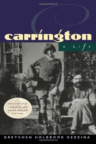 Carrington: A Life