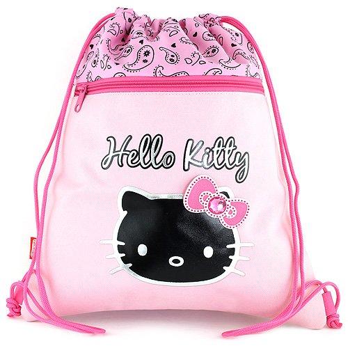Hello Kitty 11-1956 Target Sachetto per Ciabatte, Rosa Etno