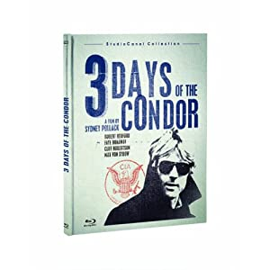 Les trois jours du condor [Blu-ray]