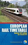 European Rail Timetable Summer 2012